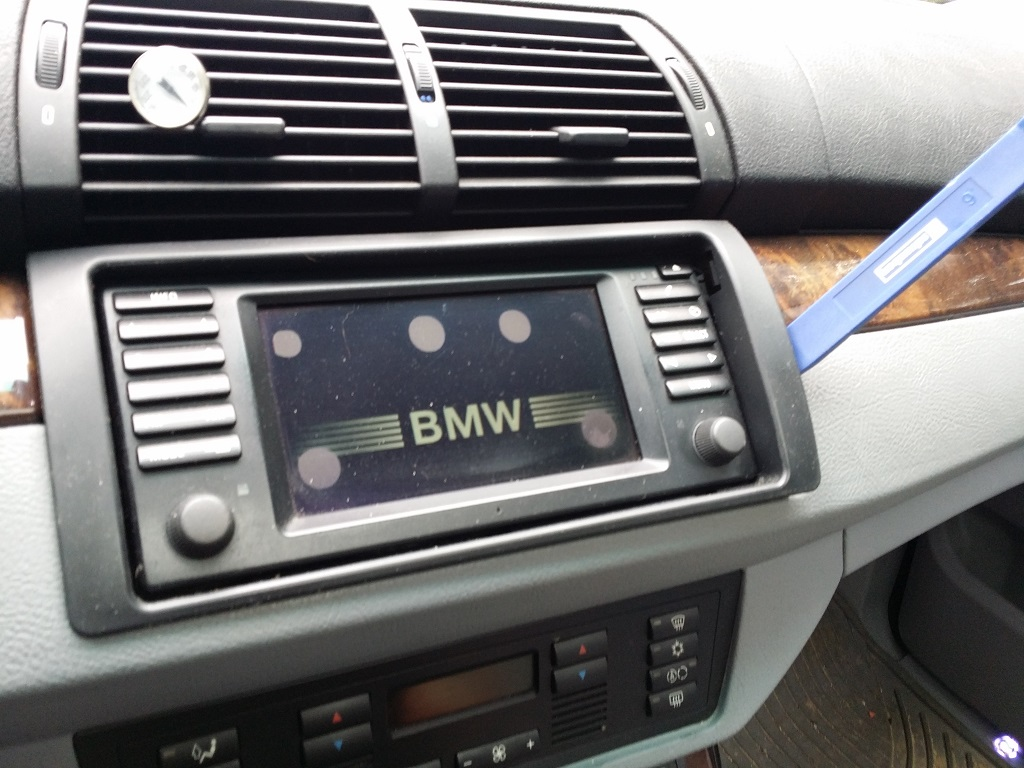 Bmw X5 Aftermarket Seicane Android Radio Install